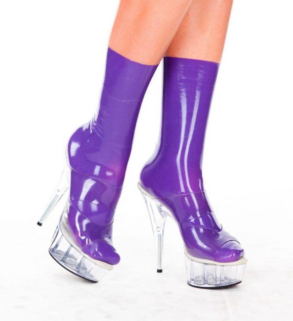Latexové ponožky