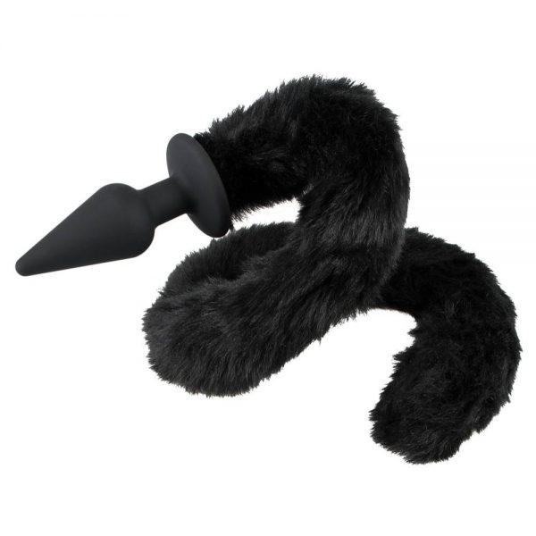 Análny kolík s mačacím chvostom